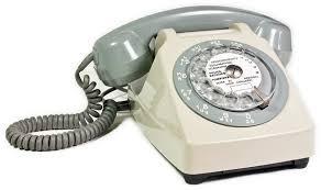Lignes téléphoniques datant